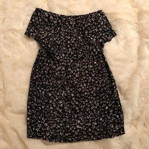 Express Floral Dress Size XS